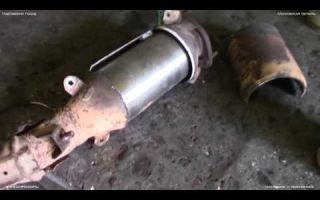 Замена катализатора на сузуки гранд витара