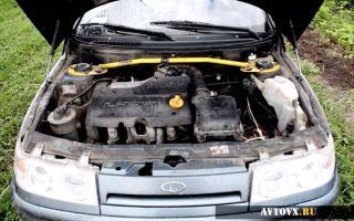 Из за чего троит двигатель ваз 2110