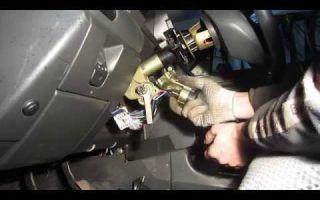 Замена привода спидометра ваз 2106