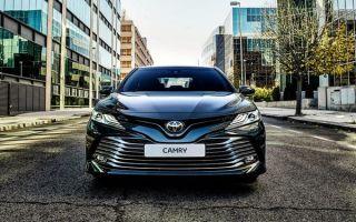Toyota будет закупать новые детали у российских поставщиков