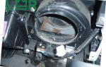 Замена мотора печки фрилендер 2