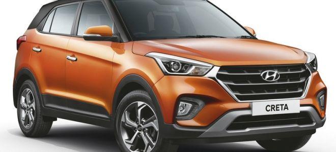 Hyundai creta обновили, но пока не для россии