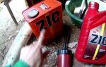 Какое масло лить в кпп ваз 2107