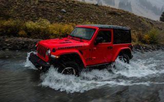 Jeep отзывает внедорожники wrangler