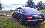 Audi a6 c6 отзывы владельцев