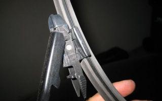 Как заменить дворники на форд фокус 3
