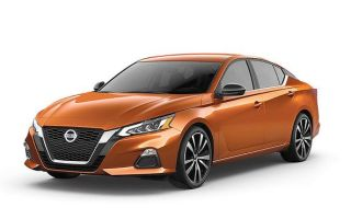 Nissan altima оранжевый — новый оранжевый
