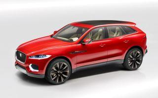 Jaguar выпустит новый кроссовер j-pace
