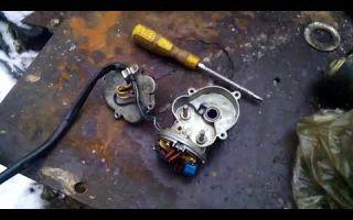 Ремонт моторчика стеклоочистителя ваз 2110