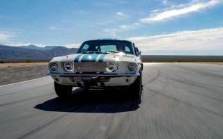 Chevrolet camaro ss 1967 характеристики