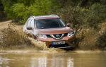 Nissan x trail 2017 тест драйв