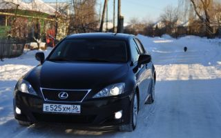 Lexus is 250 отзывы 2006