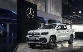 Mercedes-benz x-class никогда не получит amg версию