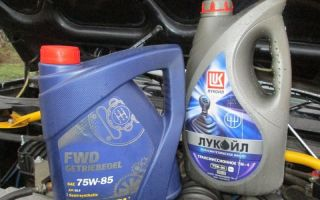 Какое масло лить в кпп ваз 2115