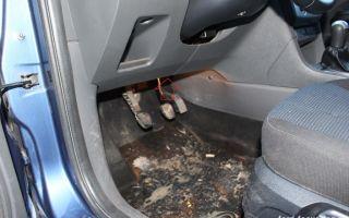 Форд фокус 2 как заменить салонный фильтр