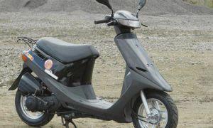Honda dio af 34 технические характеристики