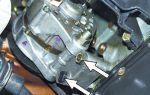 Как снять генератор ваз 2109
