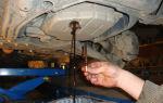 Как поменять масло в вариаторе тойота филдер