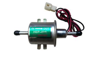 Электрический топливный насос низкого давления дизельного двигателя