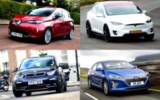 Лучшие электромобили в продаже 2018
