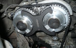 Замена грм ford focus 2 1.6