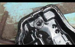 Замена масла в автомате форд фокус 2