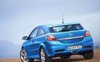 Opel astra h opc характеристики