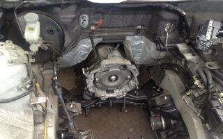 Снять двигатель на сузуки гранд витара