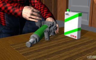 Как долить масло в гидравлический домкрат