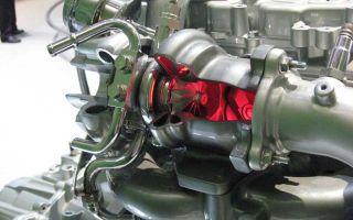 Поставить турбину на атмосферный двигатель