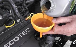 Как часто надо менять масло в двигателе