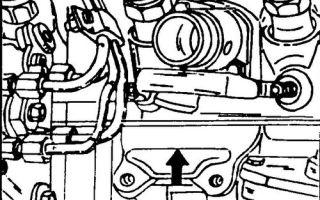 Где находится номер двигателя на фольксваген т4