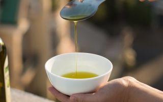 Какое масло лучше пить натощак