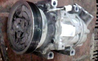 Замена подшипника компрессора рено меган 2