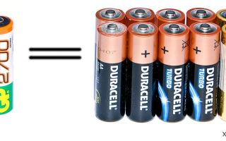 Как узнать можно ли заряжать батарейку