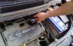 Замена масла в двигателе опель зафира