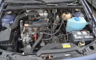 Как узнать модель двигателя пассат б3