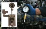 Как проверить компрессию в дизельном двигателе