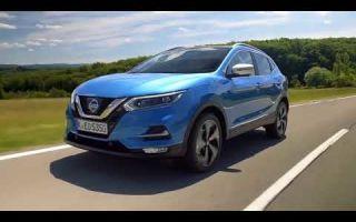 Nissan qashqai 2017 тест драйв