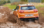 Hyundai creta 1 6 тест драйв видео