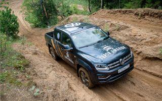 Volkswagen amarok битва за африку