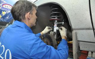 Как проверить амортизаторы на машине