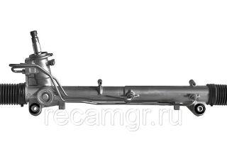 Ремонт рейки форд фьюжн 1 6