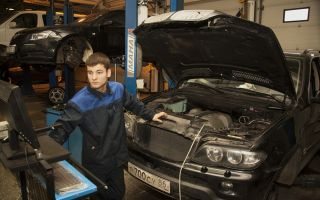 Обслуживание и ремонт автомобильного транспорта
