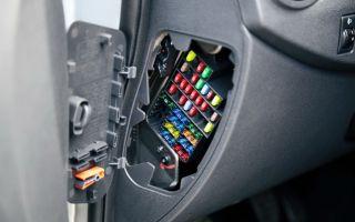 Поменять предохранитель прикуривателя форд фокус 2