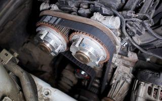 Форд фокус 3 когда менять ремень грм