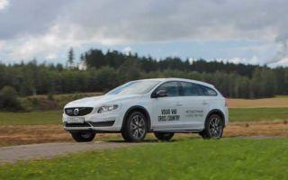 Volvo тестирует v60