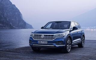 Озвучены цены нового volkswagen touareg