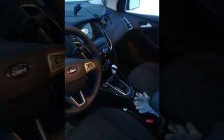 Форд фокус 3 рестайлинг 2017 тест драйв