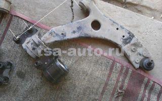 Замена сайлентблока переднего рычага форд фокус 2